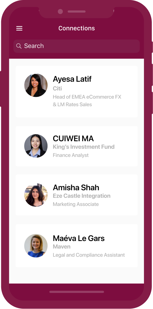 ElevatHer - Networking App for women